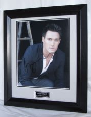 "A626OW OWAIN YEOMAN - ""THE MENTALIST"" SIGNED"